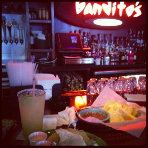 brunch at banditos