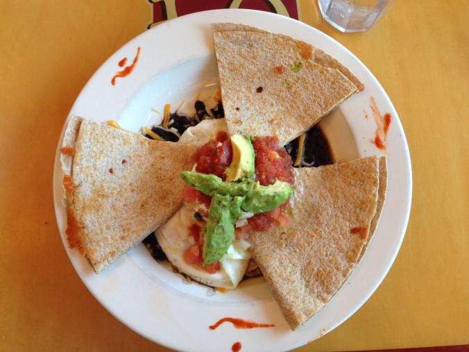 Kitchen 64 -- Huevos Rancheros